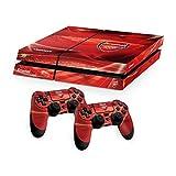 Arsenal FC Playstation 4 PS4 cojín del regulador rojo y la piel de la consola Árabes...