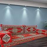 Spirit of 76 SHI_FS299 - Juego de sofá de suelo de estilo beduino árabe turco y...