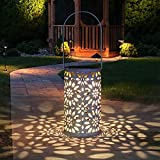 Luces De Linterna Solar, Tencoz Luces Solares Para Exteriores Para AtmóSfera Decorativa...