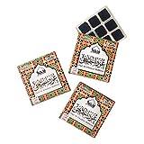 Oud Al Khaleeji Bakhoor - Juego de 3 bandejas
