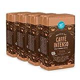 Marca Amazon - Happy Belly Café molido 'Caffè Intenso' (4 x 250g)