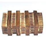Chonor Cubo Rompecabezas 3D de Madera del Enigma Juego Puzle #112 - Caja Mágica de Madera...