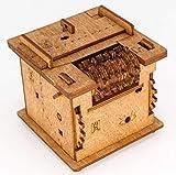 iDventure: el gato de Schrödinger, juego de escape room, rompecabezas de madera, juegos...