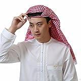 iKulilky Muslim Cabeza Toalla Abaya Dubai Islam isch Árabe India Turco Casual Fijo Lich...