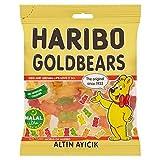 Haribo Goldbears Halal 100G (Paquete de 2)