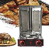 Barbacoa de pollo, parrilla de mesa, parrilla para kebab, asador, 220 V, 3000 W, 2...