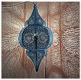 Look Antiguo Moderno Turco Colgante Oriental Árabe Marroquí Lámparas Luces de Techo...