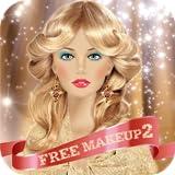 Muñeca Barbie Maquillaje, Peinado y Disfrazarse Moda Top Model princesa Girls 2
