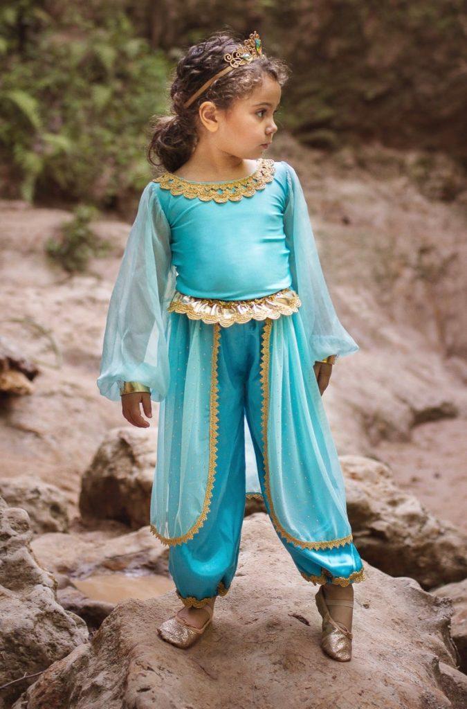 ropa arabe niños