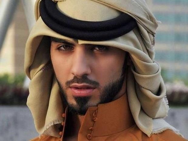 ropa arabe hombre