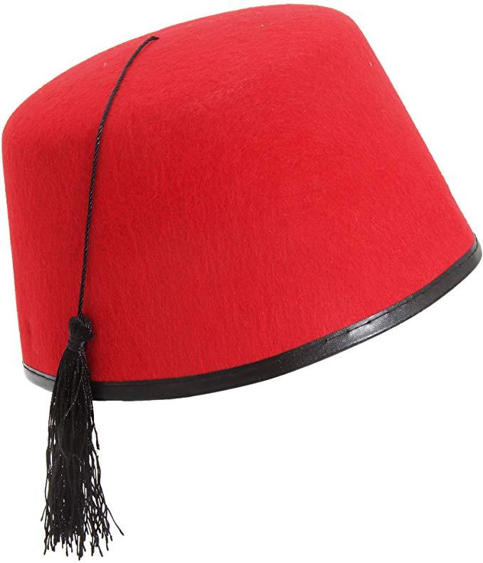 fez sombrero