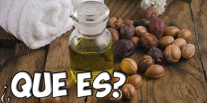 que es el aceite de argan