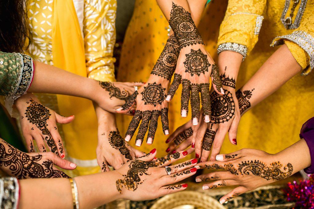tatuajes de henna arabes
