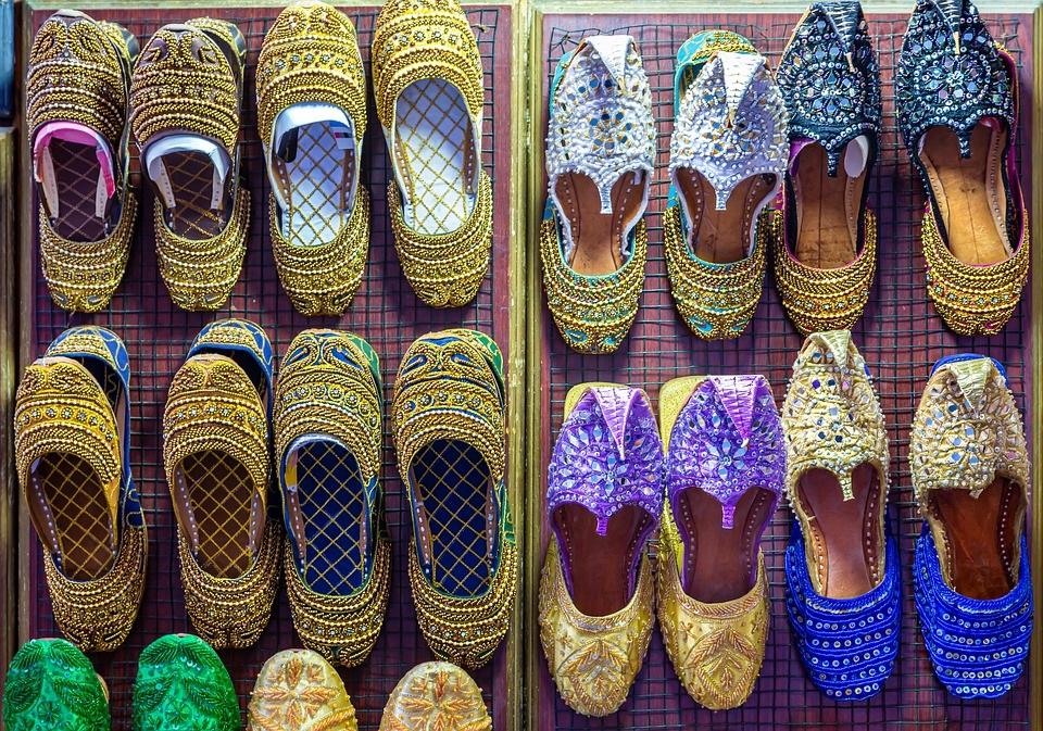sandalias marroquies