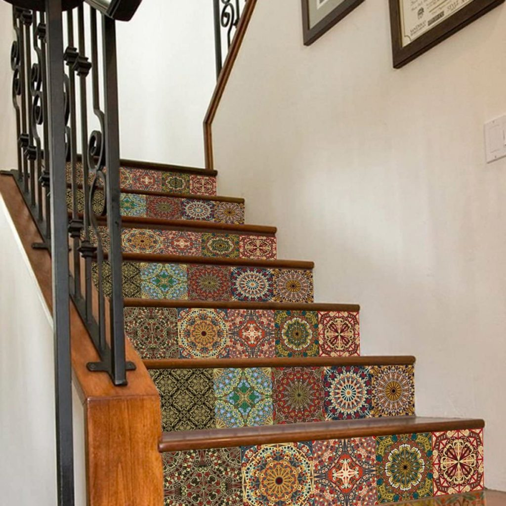 escaleras árabes